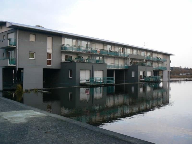 Rental apartment Caen 411€ CC - Picture 1
