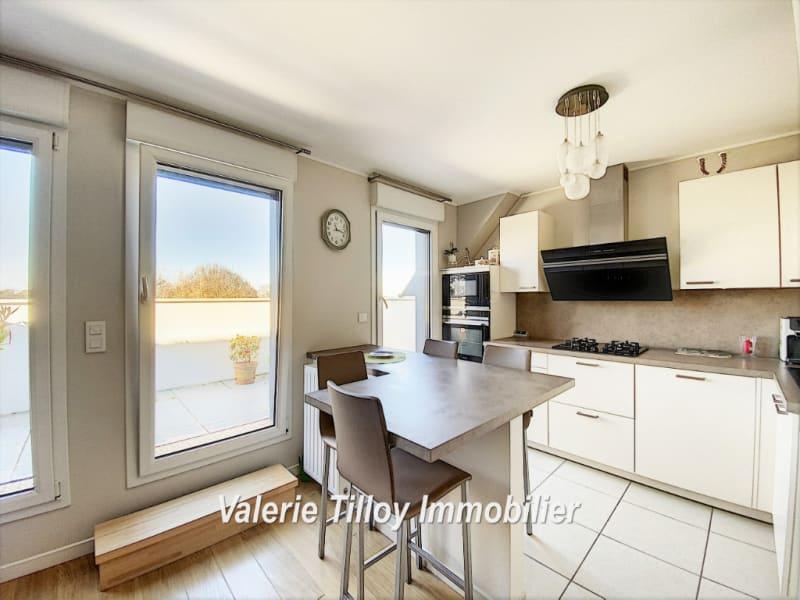 Sale apartment Bruz 377775€ - Picture 2