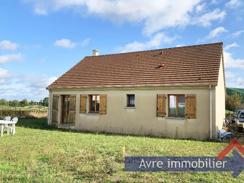 Sale house / villa Verneuil d avre et d iton 143000€ - Picture 7