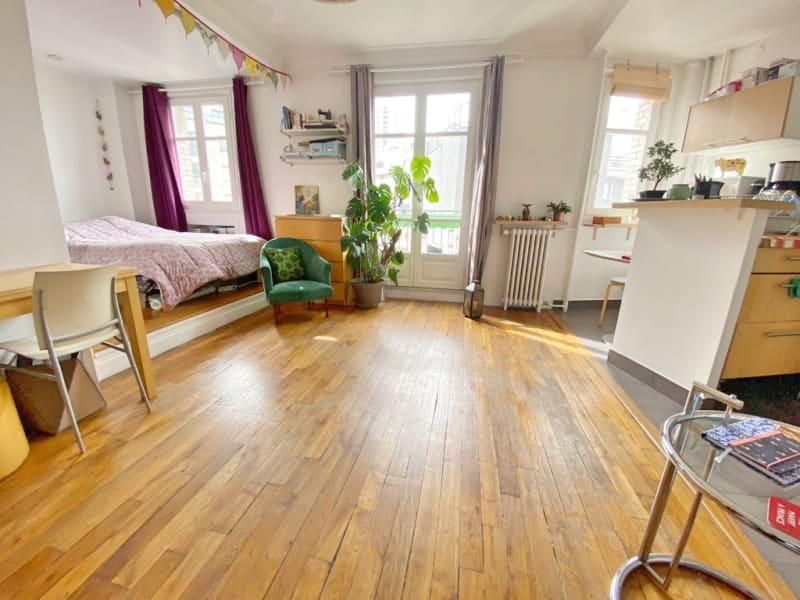 Sale apartment Paris 19ème 335000€ - Picture 1