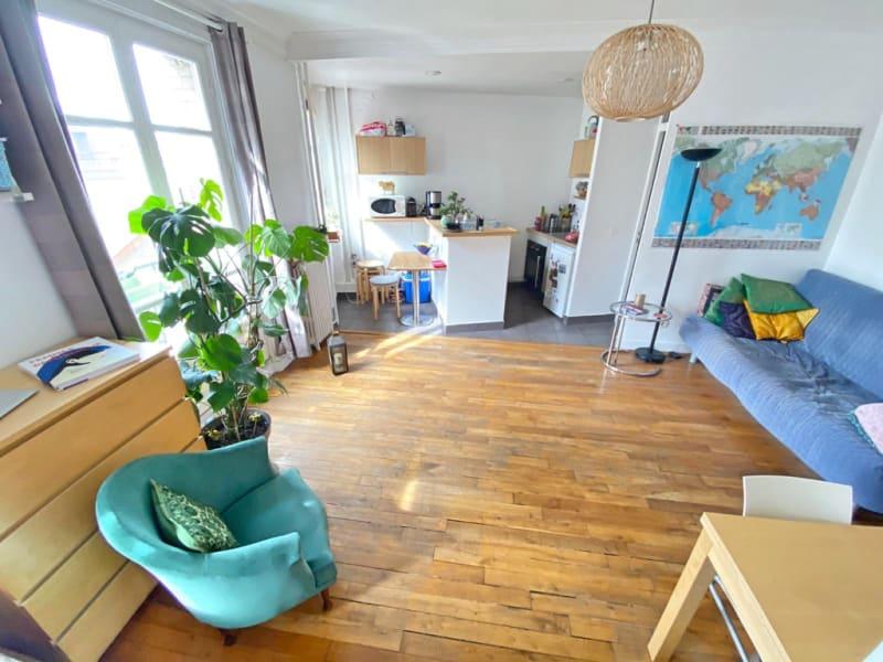 Sale apartment Paris 19ème 335000€ - Picture 2