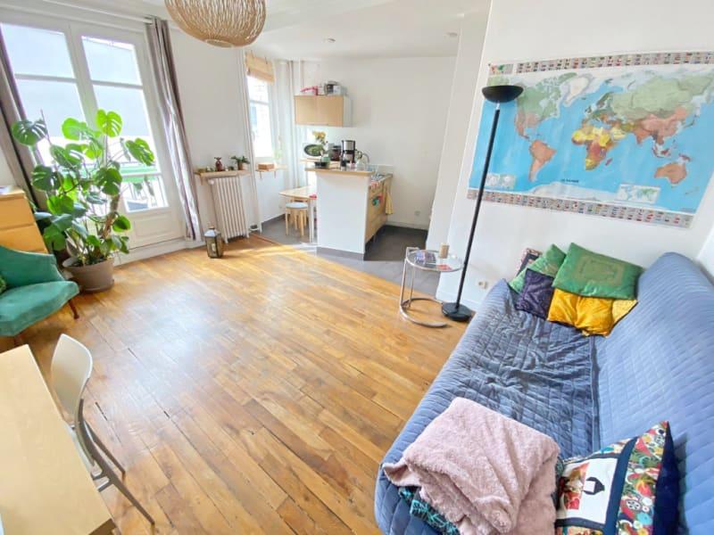 Sale apartment Paris 19ème 335000€ - Picture 3