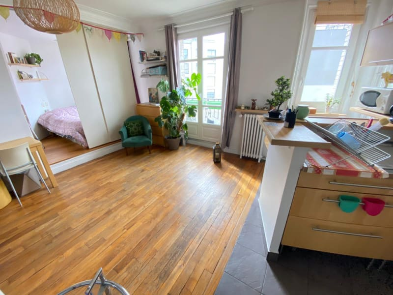 Sale apartment Paris 19ème 335000€ - Picture 10