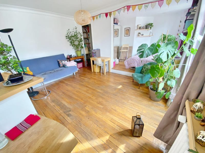 Vente appartement Paris 19ème 335000€ - Photo 1