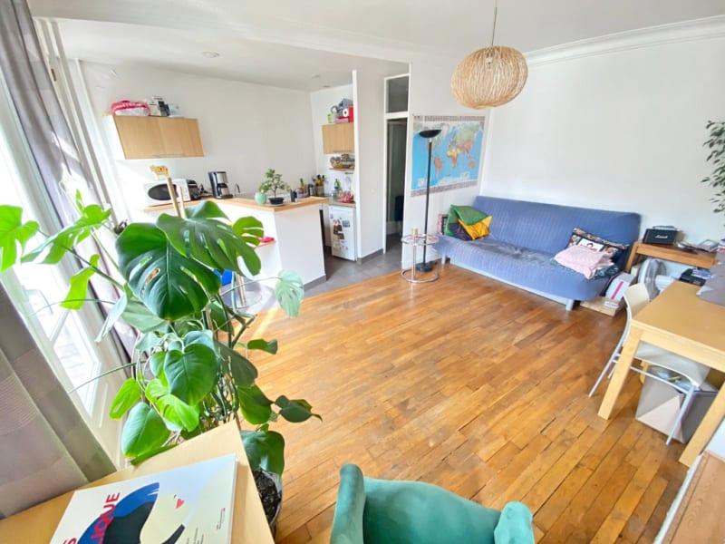 Vente appartement Paris 19ème 335000€ - Photo 3