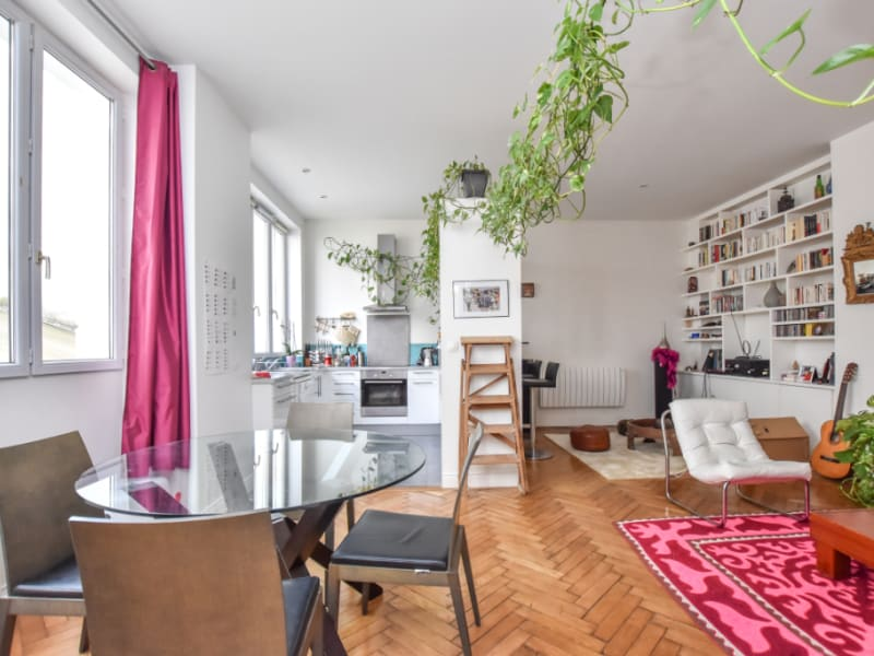 Sale apartment Paris 11ème 645 000€ - Picture 2