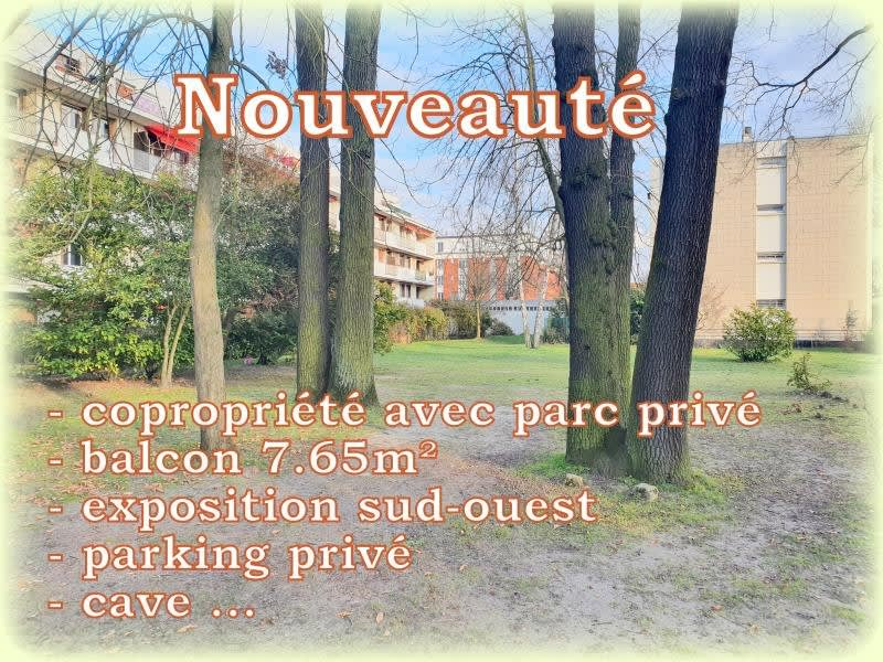 Vente appartement Villemomble 217 000€ - Photo 1