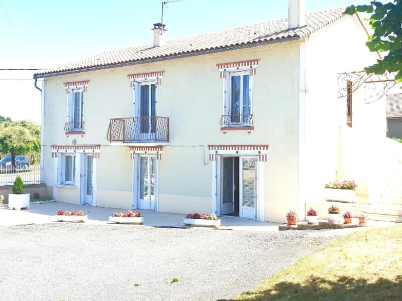 Sale house / villa Gencay 159000€ - Picture 3