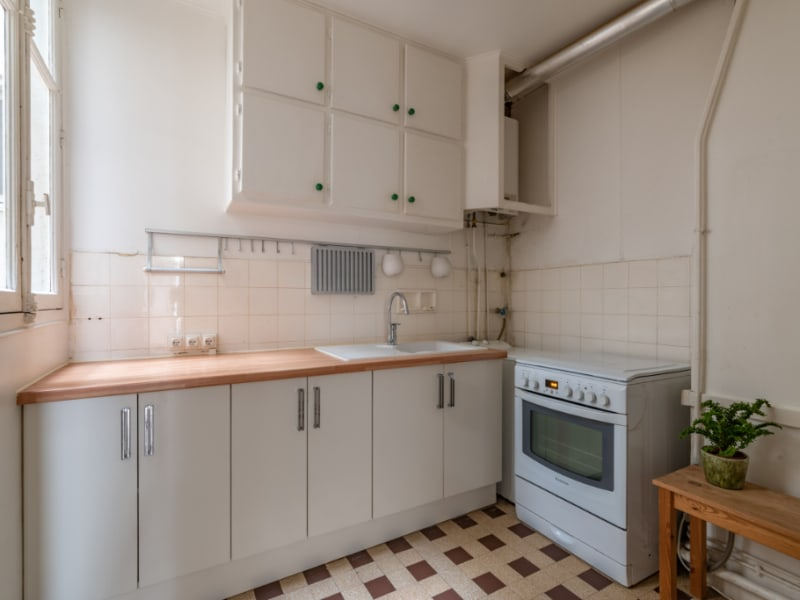 Vente appartement Paris 11ème 415000€ - Photo 6