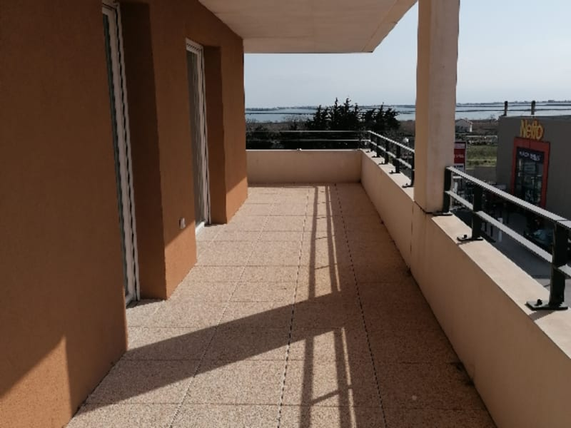New home sale building Frontignan  - Picture 1