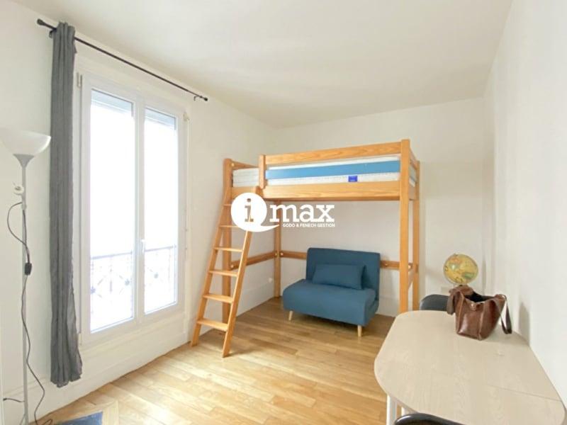 Appartement Paris 18 -  1 pièce(s)- 18 m2