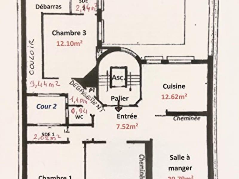 Sale apartment Paris 14ème 1349000€ - Picture 12
