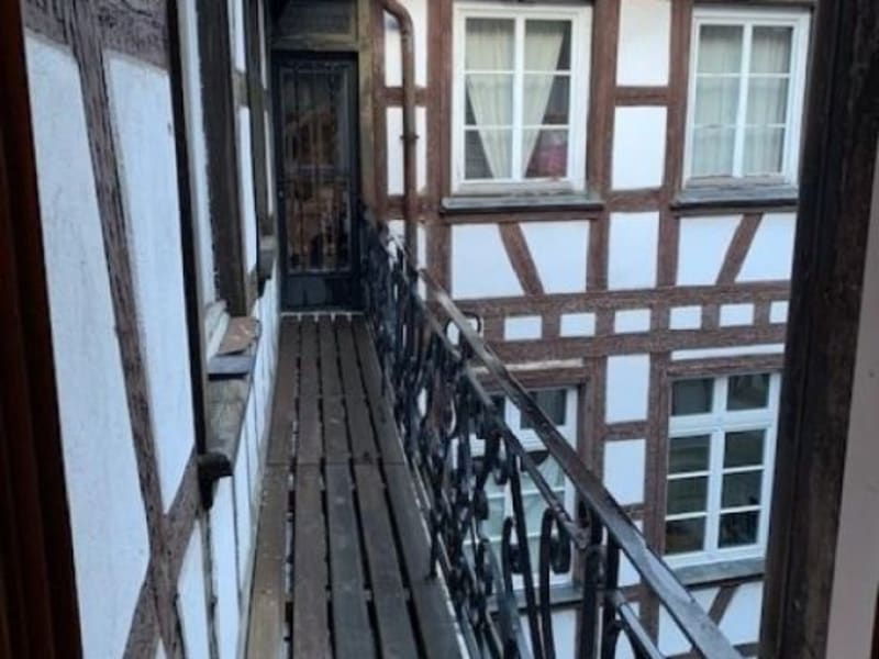 Location appartement Strasbourg 518€ CC - Photo 1