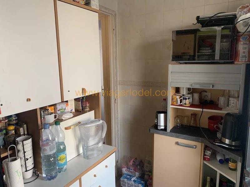 Verkauf auf rentenbasis wohnung Antibes 80000€ - Fotografie 3