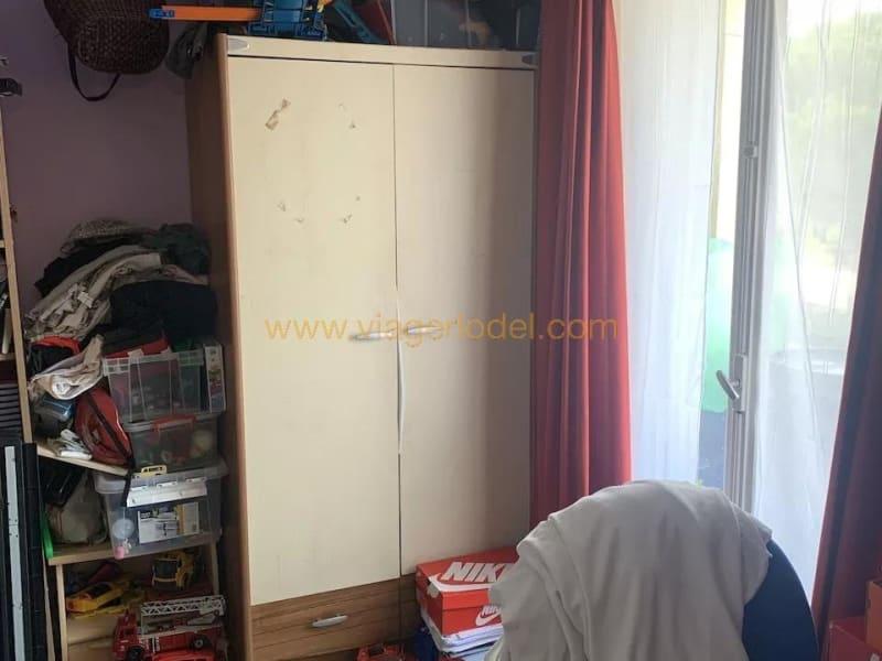 Verkauf auf rentenbasis wohnung Antibes 80000€ - Fotografie 5