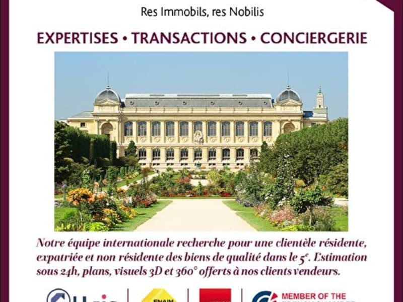 Vendita appartamento Paris 5ème 520000€ - Fotografia 12