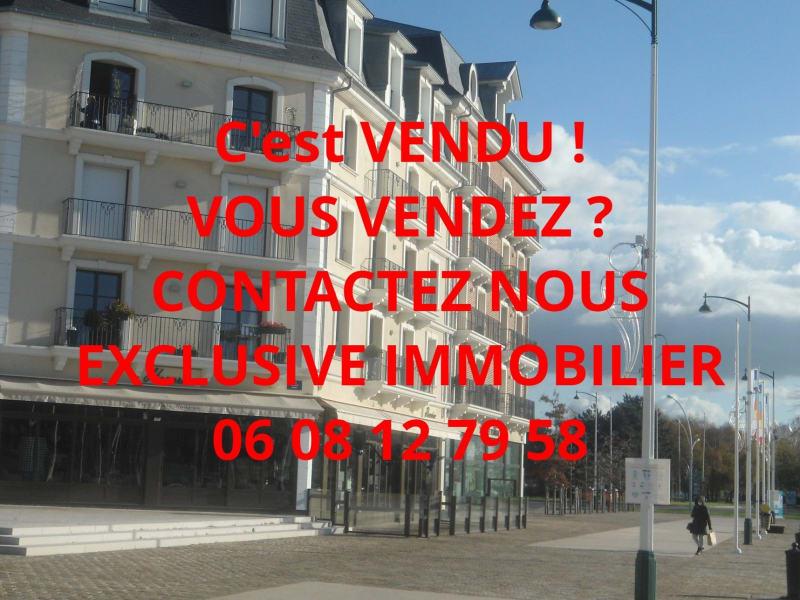 Verkauf wohnung Deauville 890400€ - Fotografie 1