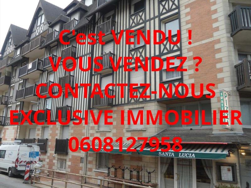 Sale apartment Deauville 299000€ - Picture 1