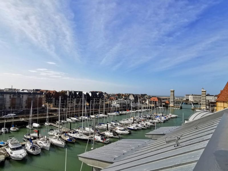 Deluxe sale apartment Deauville 1 990 000€ - Picture 3