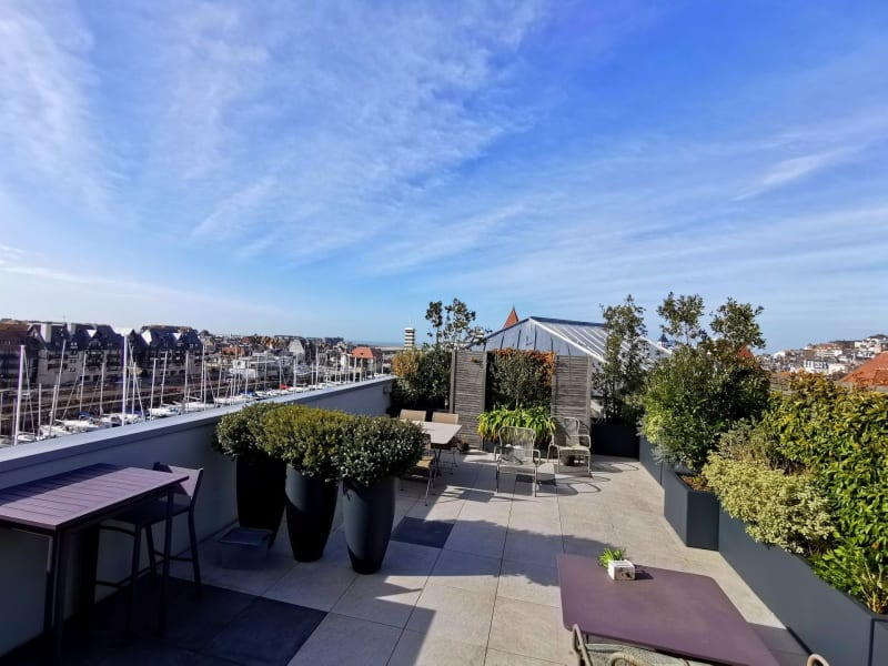 Deluxe sale apartment Deauville 1 990 000€ - Picture 17