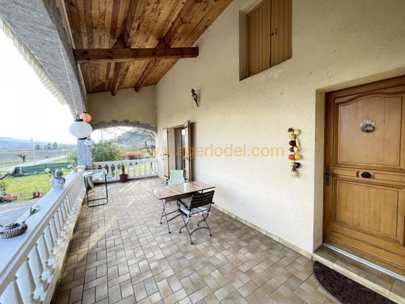 Life annuity house / villa Saint-alban-auriolles 47500€ - Picture 10