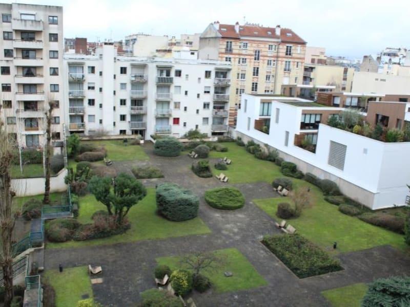 Location appartement Asnieres sur seine 900€ CC - Photo 1