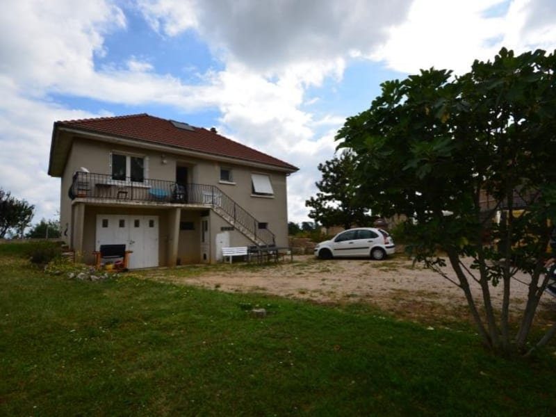 Sale house / villa St alban de roche 347 000€ - Picture 1