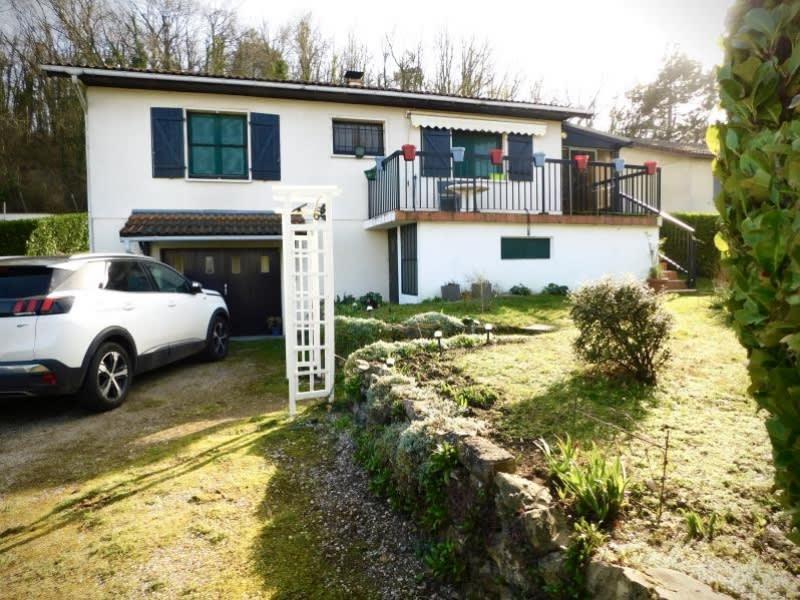Vente maison / villa Vaulx milieu 242000€ - Photo 1