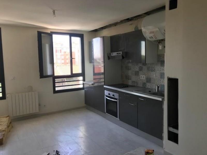 Rental apartment Montreuil 1080€ CC - Picture 1