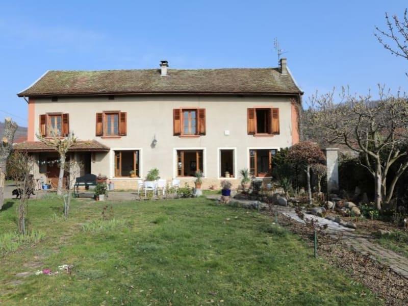 Verkoop  huis Le grand lemps 277000€ - Foto 1