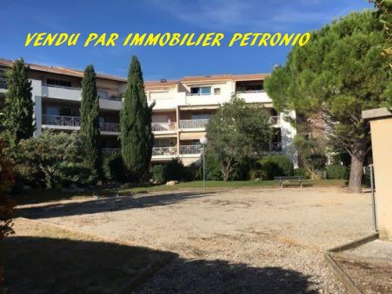Sale apartment Marignane 125000€ - Picture 1