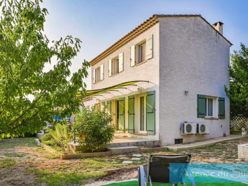 Vente maison / villa Auriol 408000€ - Photo 2