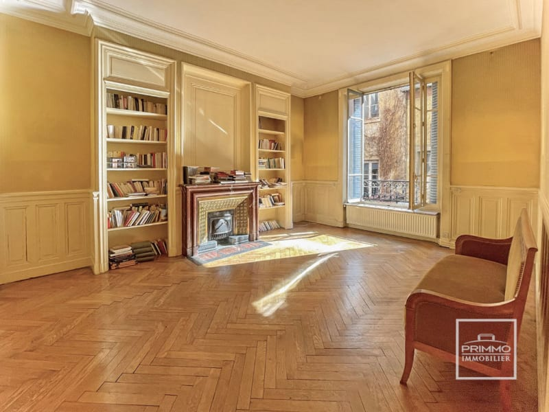 Sale apartment Lyon 6ème 840 000€ - Picture 1