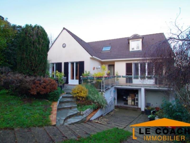 Sale house / villa Montfermeil 472000€ - Picture 1