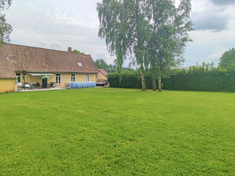 Vente maison / villa Dennebroeucq 303920€ - Photo 1