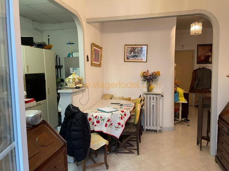 Life annuity apartment Nice 57 500€ - Picture 3