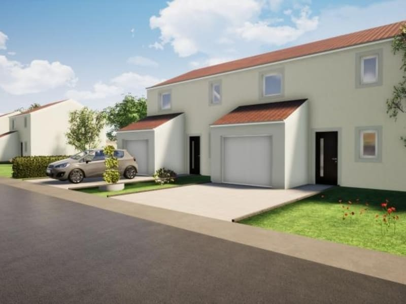 Sale house / villa Woippy 244500€ - Picture 5