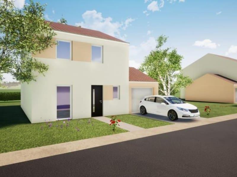 Sale house / villa Woippy 204000€ - Picture 5