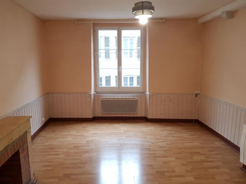 Rental apartment Nantua 303€ CC - Picture 1