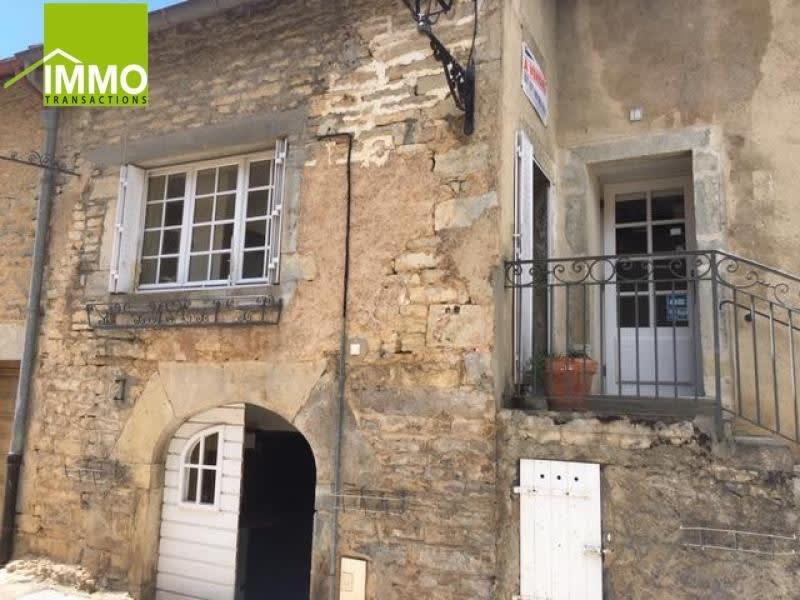 Vente maison / villa Chateau chalon 119000€ - Photo 2