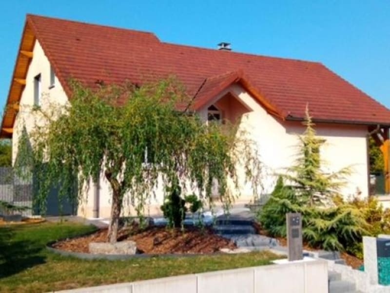 Vente maison / villa Lons le saunier 385000€ - Photo 1