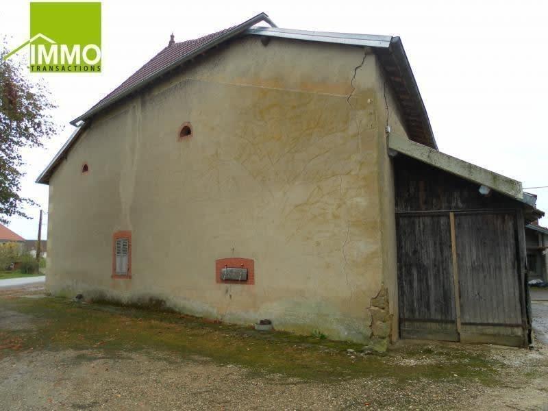 Vente maison / villa Brainans 60000€ - Photo 3
