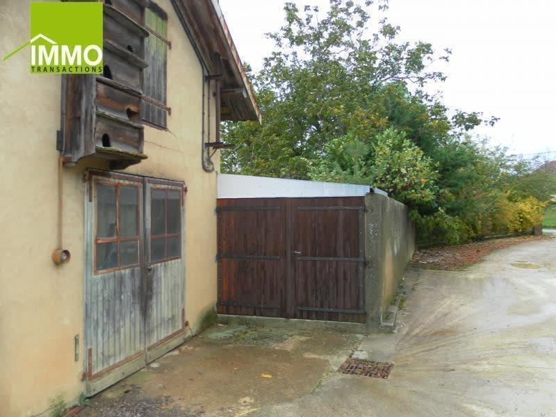 Vente maison / villa Brainans 60000€ - Photo 4