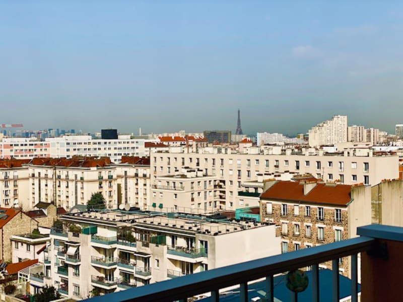 Rental apartment Montrouge 895€ CC - Picture 4
