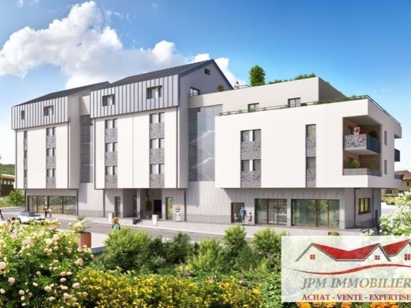 Sale apartment Cluses 163000€ - Picture 1