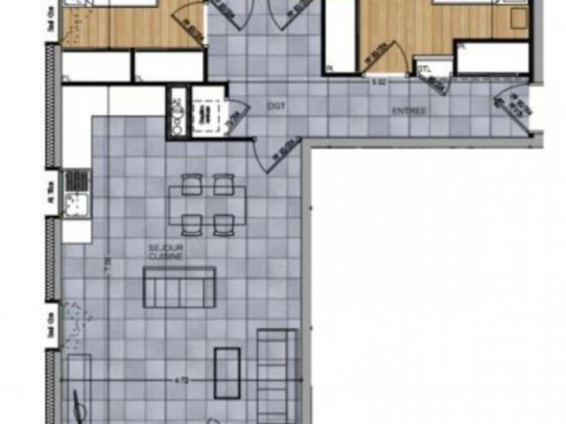 Venta  apartamento Marnaz 235000€ - Fotografía 2