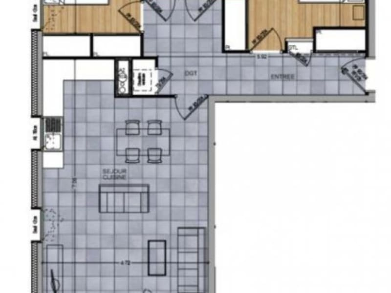 Sale apartment Marnaz 235000€ - Picture 2