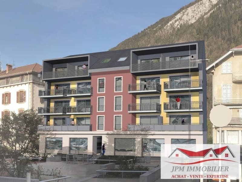 Sale apartment Cluses 225000€ - Picture 1