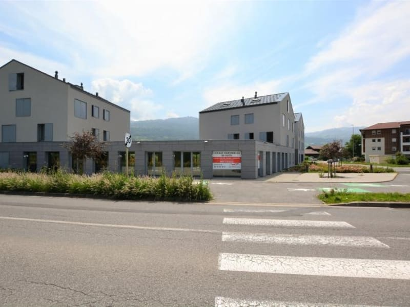 Vente local commercial Passy 230 000€ - Photo 1