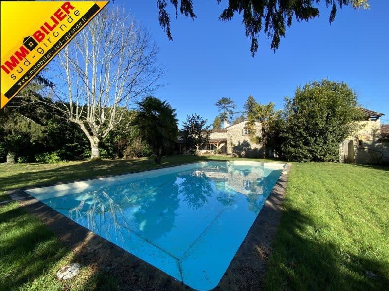 Vente maison / villa Podensac 545000€ - Photo 1